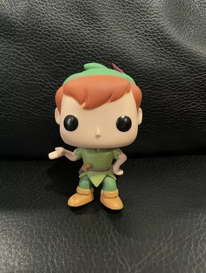 Peter Pan #25 without box