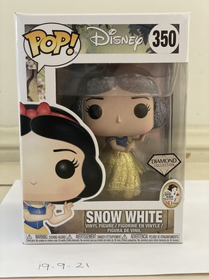 Snow White Diamond Collection #350