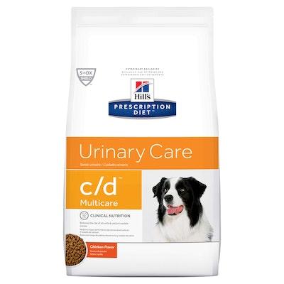 Hill's VET Hill's Prescription Diet C/D Multicare Urinary Care Dry Dog Food