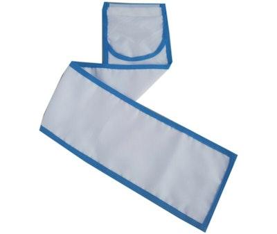 Capriole Equestrian Flag Cloth Tailbag