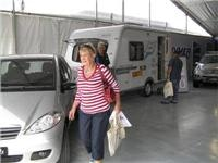 Light towing Hymer draws comment