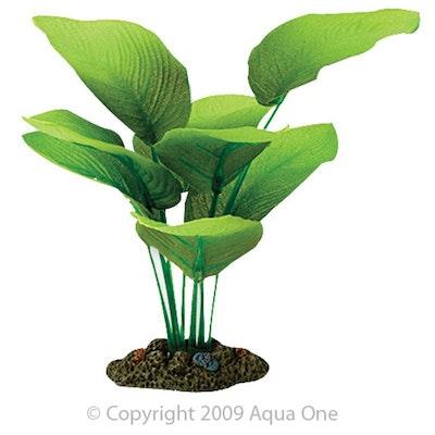 Aqua One Silk Plant Sword Radicans Artificial Aquarium Plant