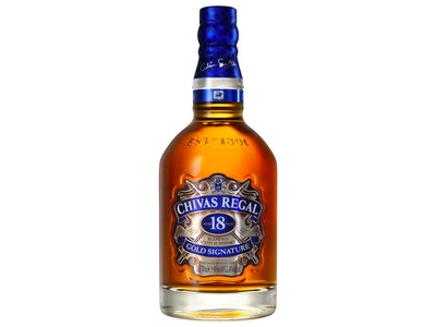 Chivas Regal 18 Year Old Blended Scotch Whisky 700mL
