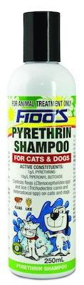 Fidos Pyrethrin Shampoo