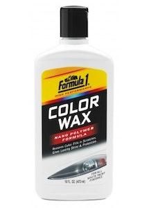 Formula 1 Color Wax - White
