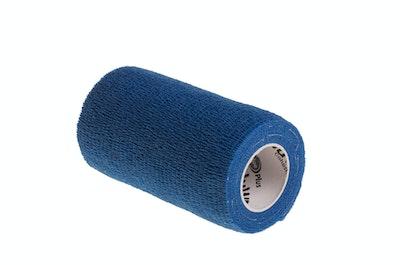 Value Plus VALUWRAP COHESIVE BANDAGE 10cm BLUE