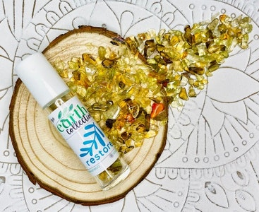Soul Aware Botanics Earth Collection Aromatherapy Blend - 'Restore' - UPLIFT, REFRESH + RECOVER 2021