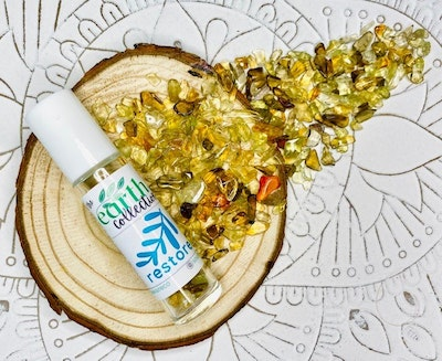 SOUL Self Care  Earth Collection Aromatherapy Blend - 'Restore' - UPLIFT, REFRESH + RECOVER 2021