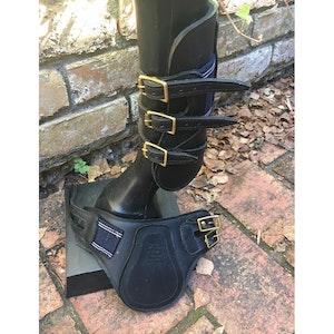 Anthony Thomas Signature Range Fetlock Boots