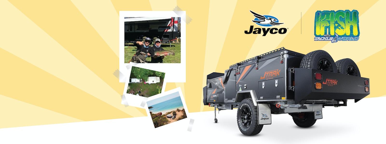 Jayco iFish TV promo 2019