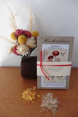 Backyard Garden Enthusiast Australian Wildflower Gift Pack