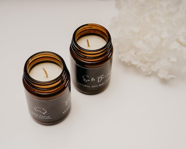 Caim & Able Hand-Poured Soy Candle