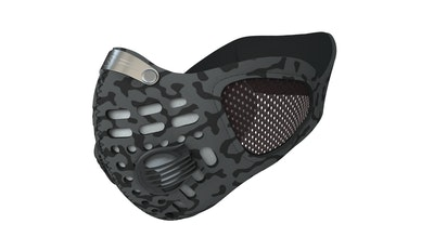 Respro Sportsta Mask Camo Black/Grey