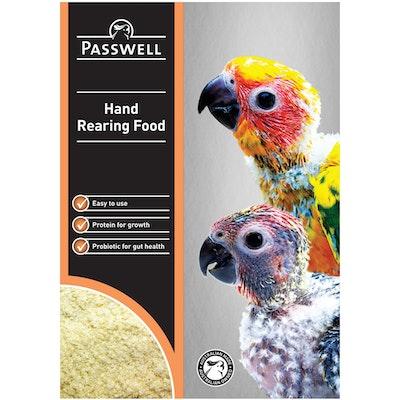 PASSWELL Hand Rearing Baby Bird Food Creamy Treat - 2 Sizes