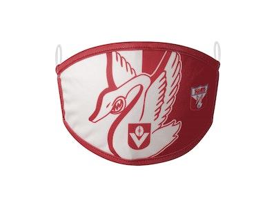 Sydney Swans AFL Mask - 2 Pack