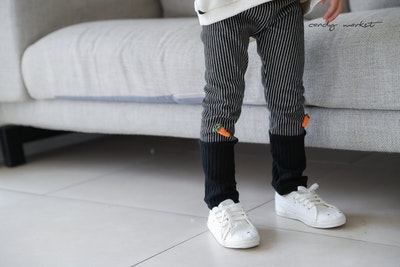 Carrot Pants (2-8yrs old)