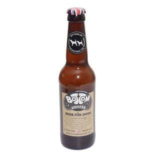 Woof & Brew Bottom Sniffer Dog Beer