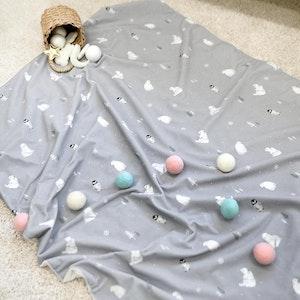 Bebenuvo Double Blanket - Missing You