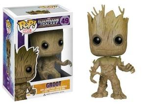 Funko Pop! Vinyl Marvel Guardians of the Galaxy: Groot #49