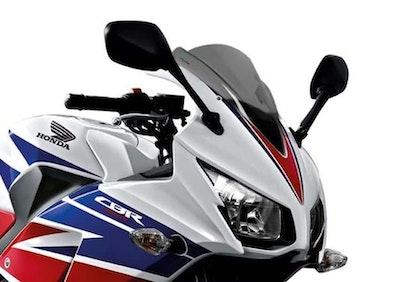 Puig Z-Racing Screen To Suit Honda CBR300 R 2015 - 2020 (Smoke)