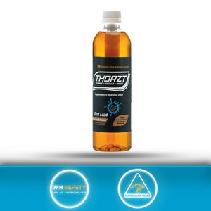 Thorzt Electrolyte Concentrate - Peach Iced Tea Flavour 600mL