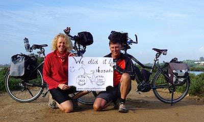 World Record e-Bike Challenge