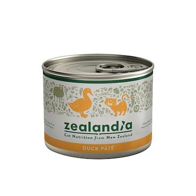ZEALANDIA Duck Pate Cat Wet Food 185g