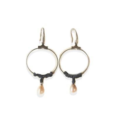 CocoKanela Catalina Hoop earrings