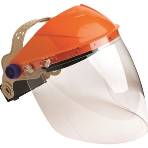 Pro Choice Safety Gear Browguard with Visor