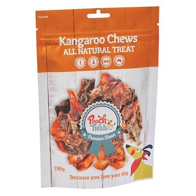 Pooch Treats Roo Chew 150g