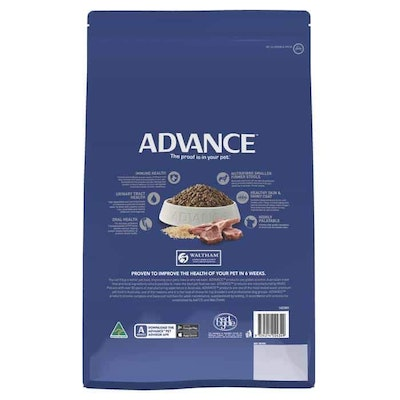 Advance Toy & Small Breed Adult Lamb Dry Dog Food