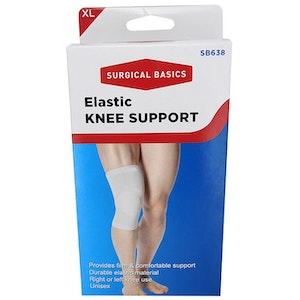 Surgical Basics Elastic Knee Support Extra Large