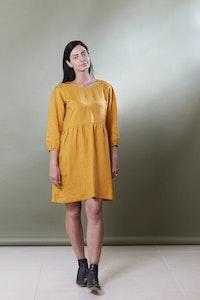 Bellerose dress - Mustard