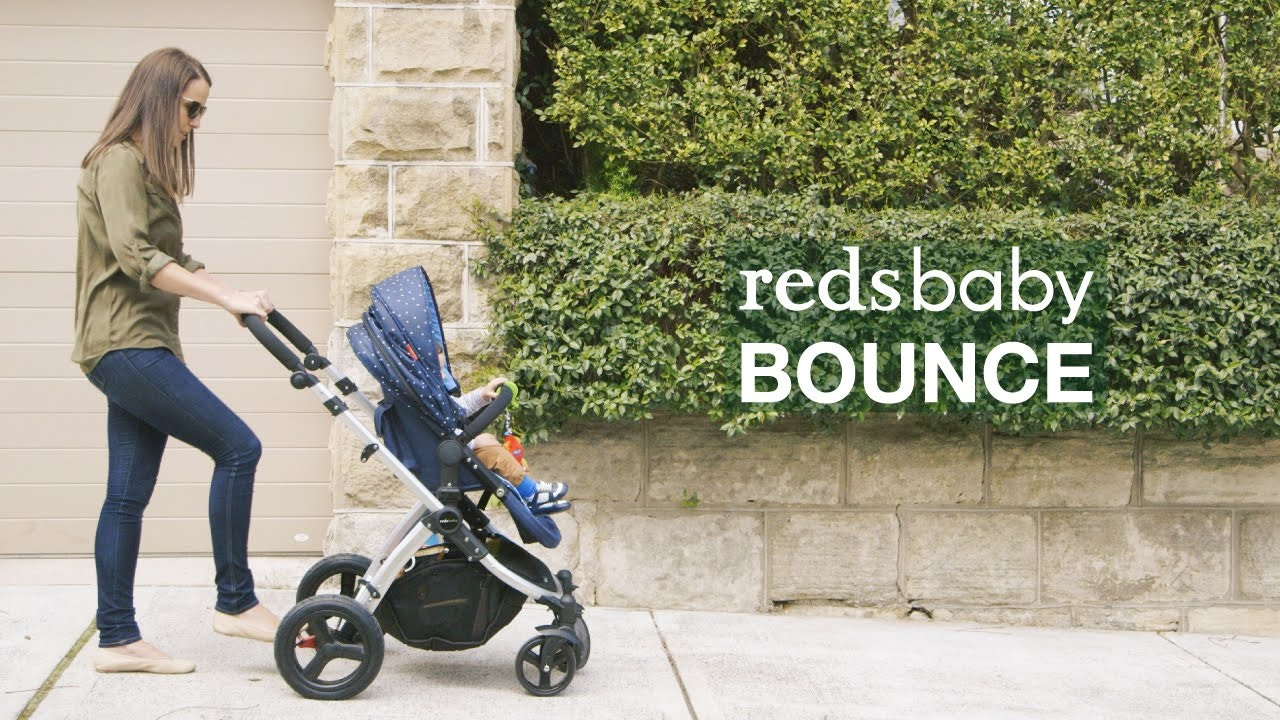 Redsbaby Bounce 2016 Pram Review