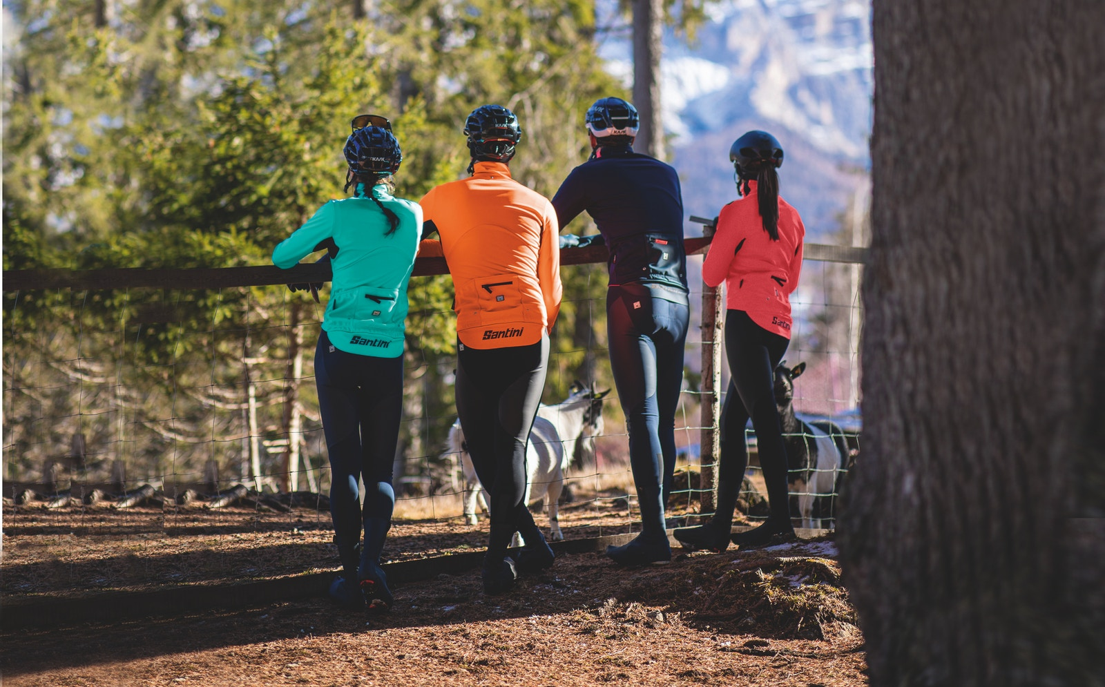 Santini - A beginners guide to Cycle Clothing