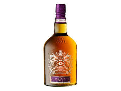 Chivas Brothers 12 Year Old Scotch Whisky 1L