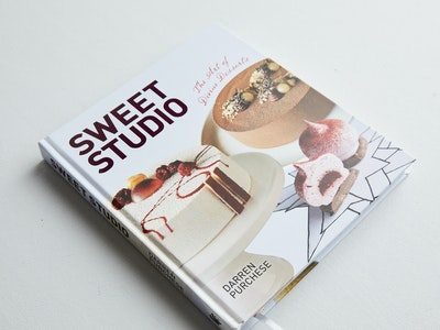 Sweet Studio - The Art of Divine Desserts - Cookbook Signed by Darren Purchese - FINAL PRINT RUN STOCK LIMITED