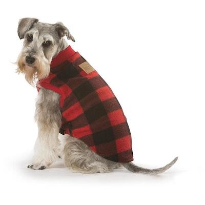 Hamish McBeth Red Check Dog Pyjamas
