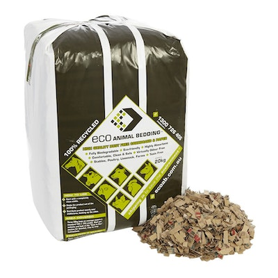 Eco Animal Bedding Dust Free Bedding for All Animals 20kg