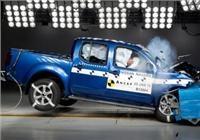 ANCAP benchmarks 5 star crash safety as Nissan Navara D40 lifts rating to 4 stars