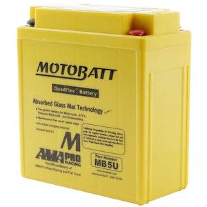 MB5U MotoBatt Quadflex 12V Battery