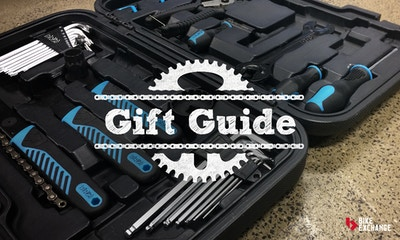 Christmas Gift Guide for DIY Cyclists and Home Mechanics