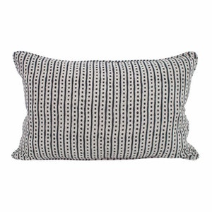Hakuro Indian Teal cushion