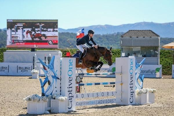 Dalman Jump Co.: FEI Competition is Back!