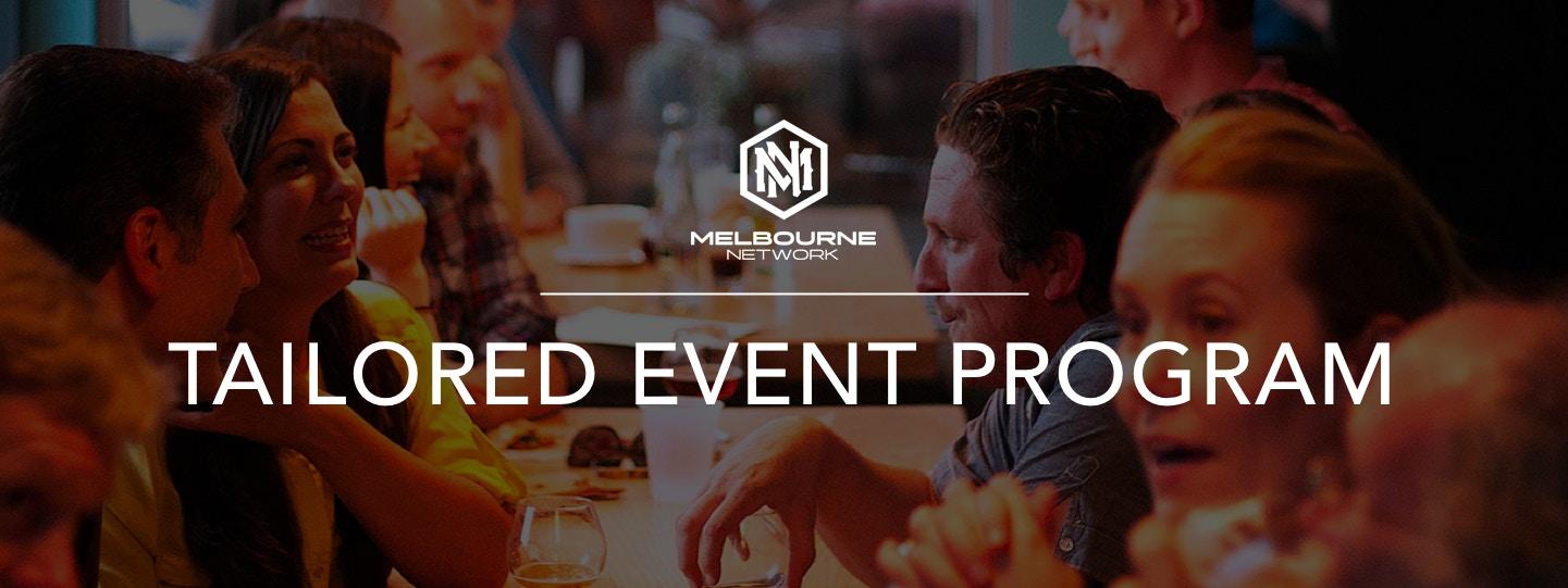 Tailored Event Program