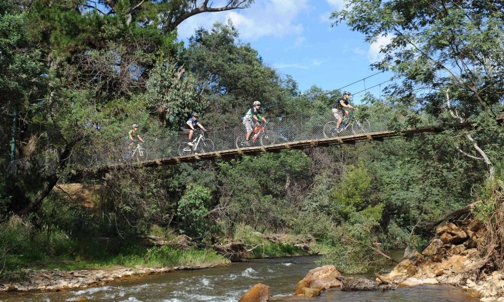 Riding Mystic Mountain Bike Park – Bright, Victoria