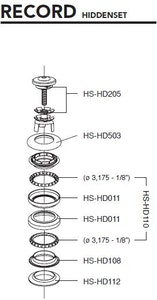 Campagnolo Cup Hs-HD011