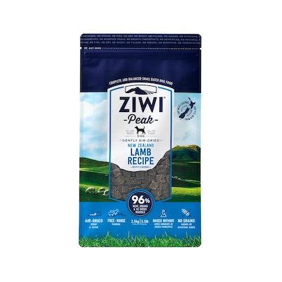 ZiwiPeak ZIWI Peak Air-Dried Lamb Recipe For Dogs - 2.5KG