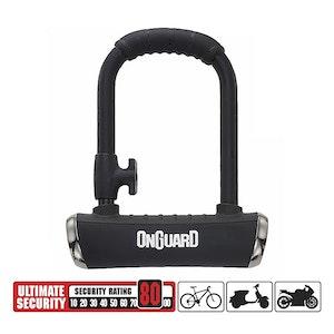 OnGuard Pitbull X-Series 8006X Mini Key U-Lock