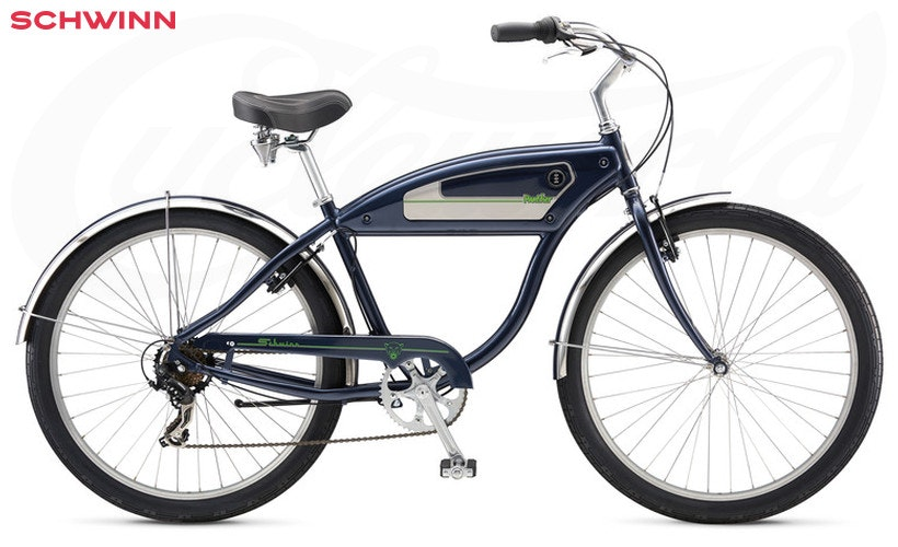 Legendary Schwinn Cruiser